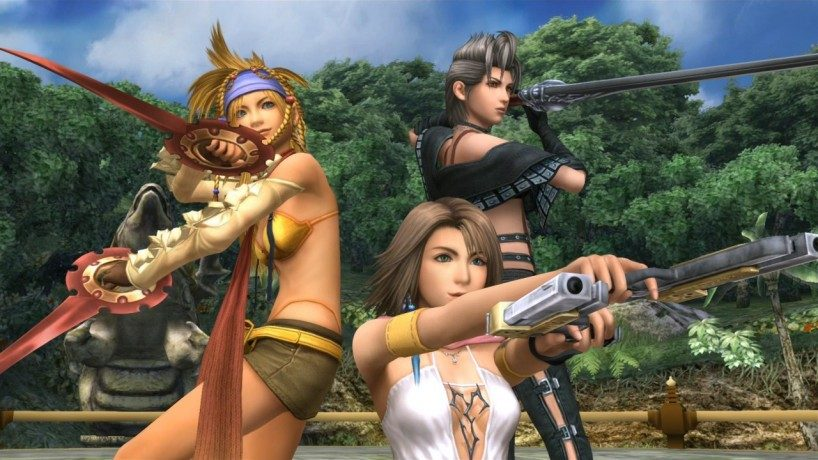15 años de Final Fantasy X