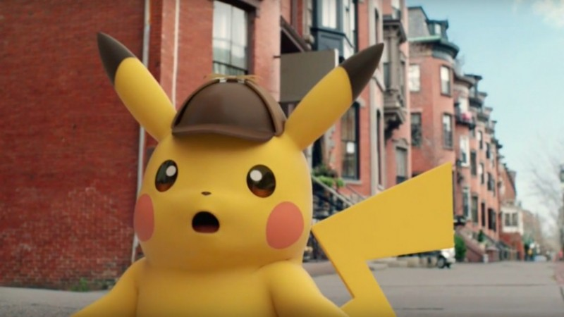 Detective Pikachu tendrá película live action