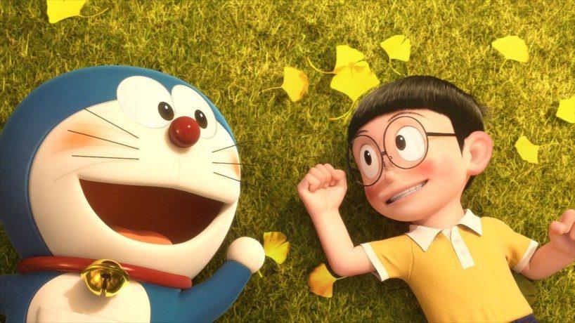 Doraemon, la serie infantil más apreciada por todos
