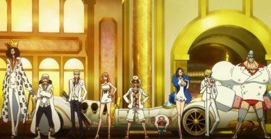 One Piece Film Gold será distribuida por Selecta Visión