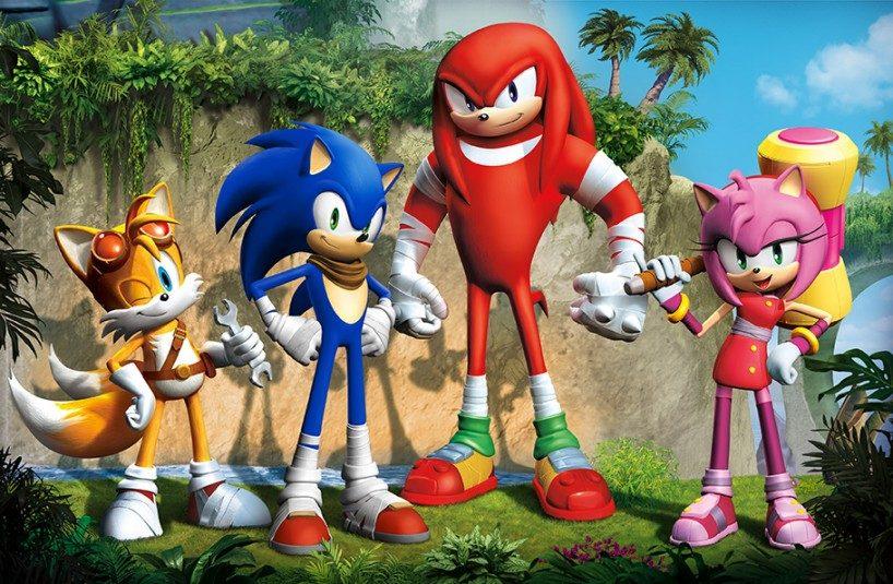 25 años corriendo aventuras con Sonic el erizo