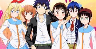 Viviendo un amor falso con Nisekoi
