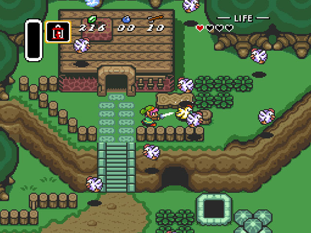 30 años de historia de The legend of Zelda