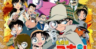 Arait abrirá un canal público de Detective Conan en youtube