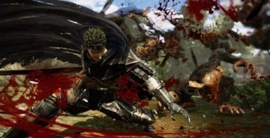 Berserk Warriors muestra un tráiler gameplay de Guts