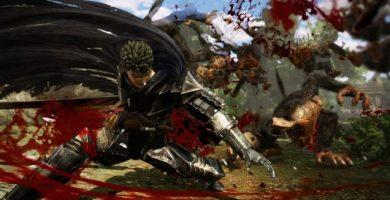 Berserk Warriors muestra un tráiler gameplay de Guts