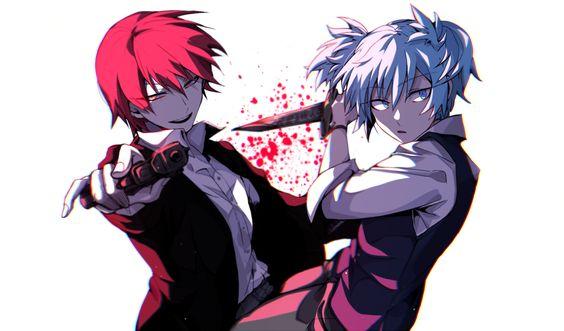 Bienvenidos a la clase de asesinato de Koro-sensei