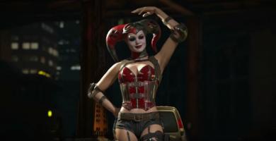 [Gamescom 2016] Harley Quinn y Deathshot reparten leches en el nuevo tráiler de Injustice Gods Among us 2