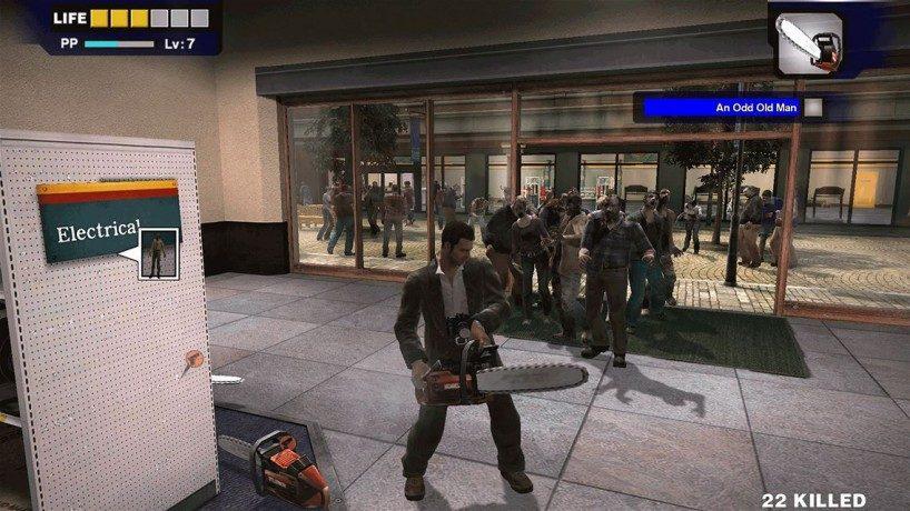 10 años machacando zombis en Dead Rising