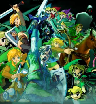 30 años de historia de The legend of Zelda