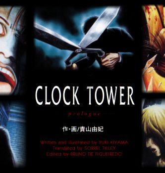 Clock Tower, una de las sagas más terroríficas de la historia