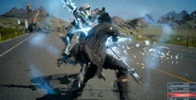 Final Fantasy XV muestra nuevo tráiler en la Tokyo Gameshow 2016