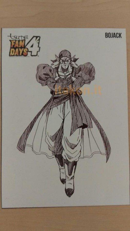Tsume da la opción a los asistentes de elegir la próxima HQS de Dragon Ball y Bleach