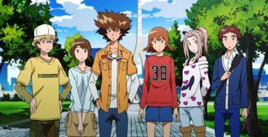 La cuarta película de Digimon Adventure Tri se estrenará el 25 de febrero