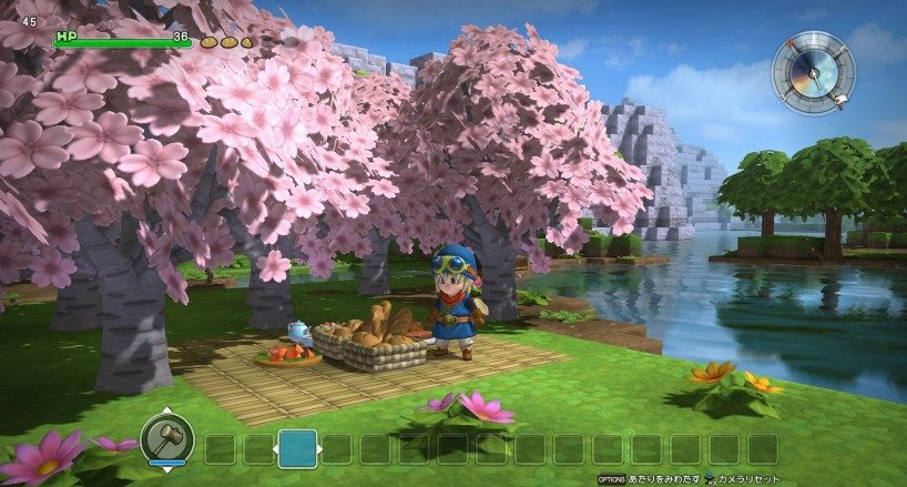 Impresiones Dragon Quest Builders demo