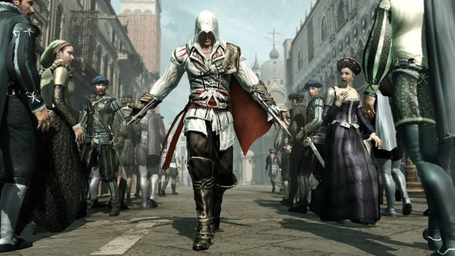 Amazon filtra la fecha de lanzamiento de Assassin's Creed Ezio Collection