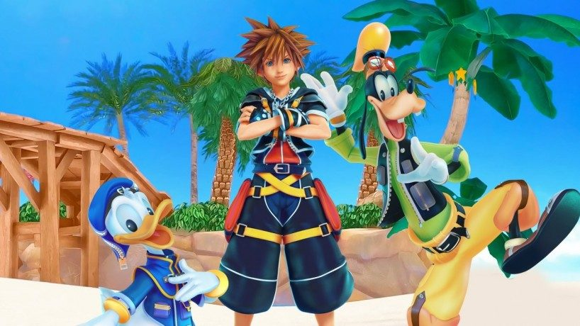Kingdom Hearts 3, ¿saldrá en Xbox One si o no?