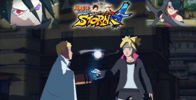 Boruto protagonizará la pequeña expansión de Naruto Ultimate Ninja Storm 4