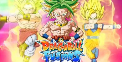 Dragon Ball Fusions llegará a España a principios del 2017