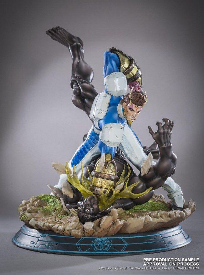 Tsume abre reservas para su primera figura de Terra Formars