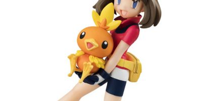 MegaHouse continúa su línea G.E.M de Pokémon con Maya