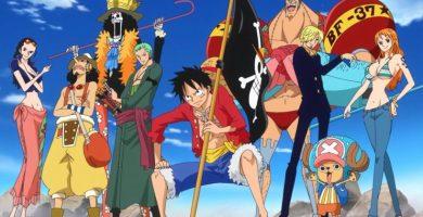 Selecta Visión publica una muestra de doblaje de las películas de One Piece