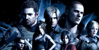 CAPCOM lanzará la segunda trilogía de Resident Evil en formato físico en la actual generación