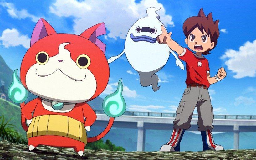 Selecta Visión distribuirá el anime de YoKai Watch