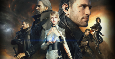 Reseña: Final Fantasy XV Kingsglaive