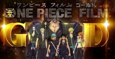Trailer en castellano de One Piece Film Gold