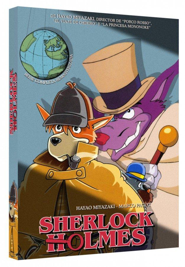 Sherlock Holmes saldrá a la venta gracias a 39 escalones