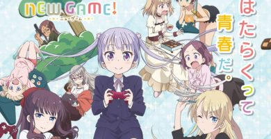 Reseña: NEW GAME!
