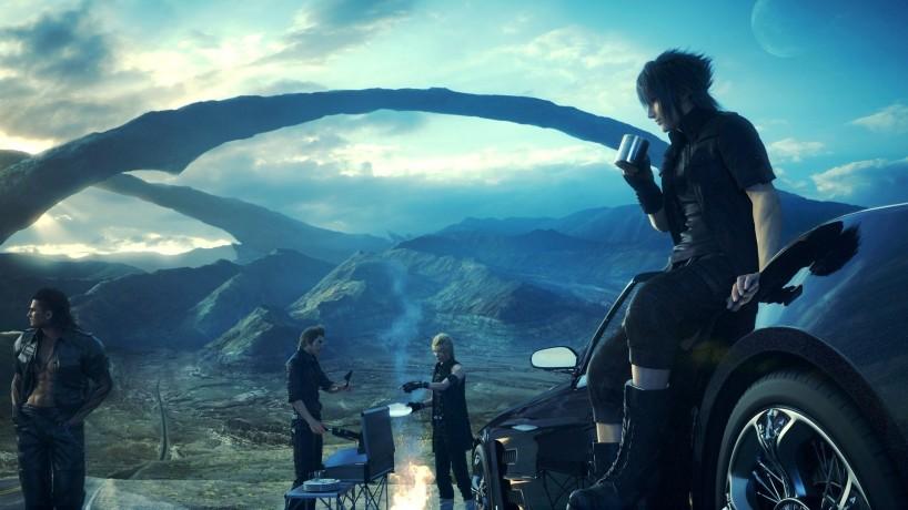 Los 15 fallos de Final Fantasy XV